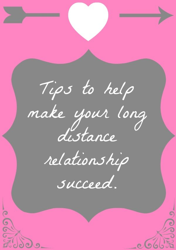 Relationship advice long distance dating tips