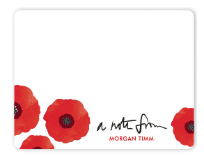 Check out mostlymorgan.com to read all about Minted, a paperie company powered by a team of global designers!