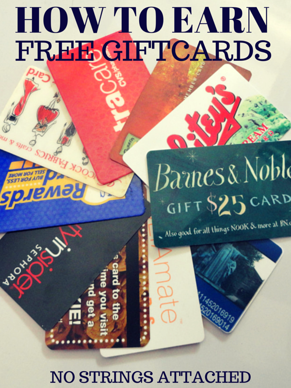 For all of you shopping addicts - want some extra spending money for your shopping sprees? Look no futher! Check out how YOU can start earning gift cards to places like Amazon, Sephora, and so much more for FREE!