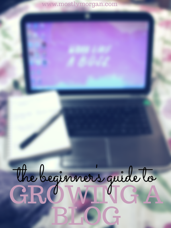 Wanting to grow your blog? Look no further! I share the tips that helped me go from 0 views a month, to over 200,000 views a month in just one year!