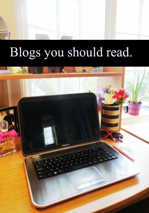 Want to find some great new blogs to read? I have a list of my favorites - check these lovely bloggers out!