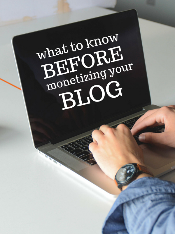 At one point or another you might decide that you want to monetize your blog. Before you do make sure that it is brand ready! I shared the best tips and tricks letting you know how to prepare your blog for working with brands.