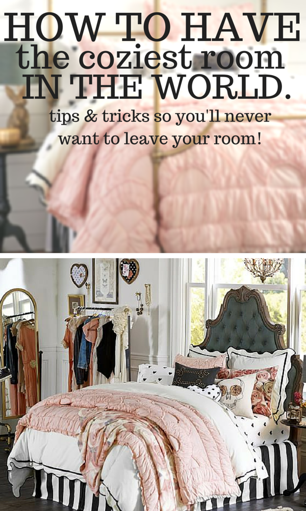 How To Make Your Small Space Super Cozy Mostly Morgan