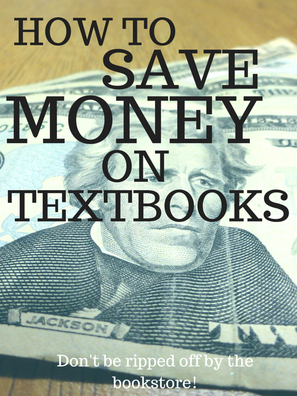 Textbooks are disgustingly overpriced and those prices are only soaring. Luckily, I've got a ton of great tips (and a HUGE discount!) for you to get your textbooks for cheaper!