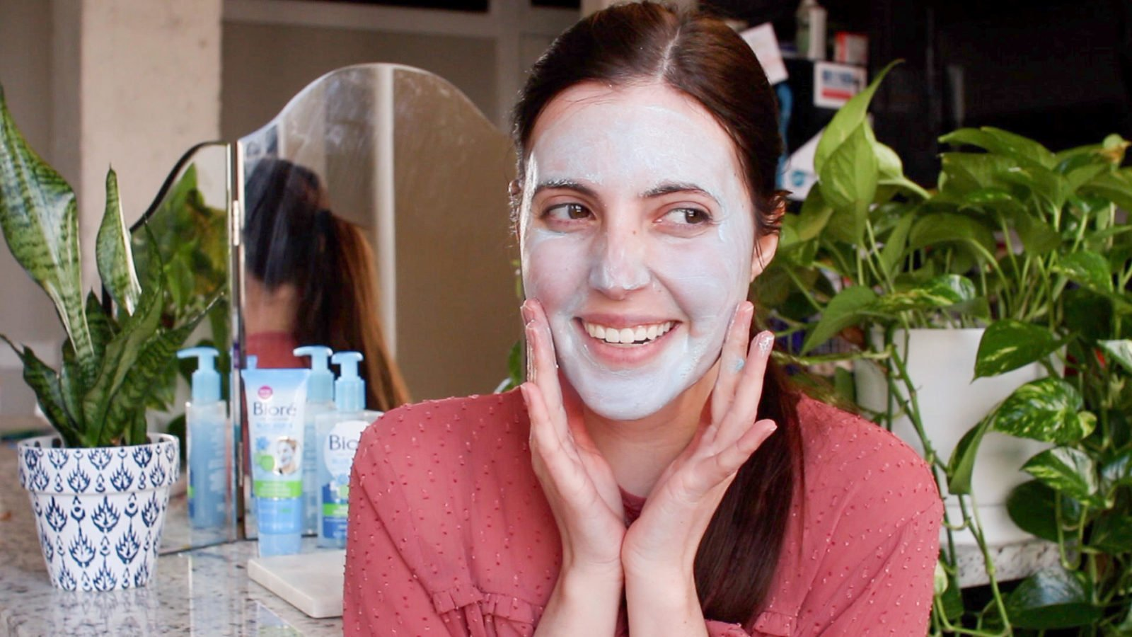 My Stressed Out Skincare Routine - Mostly Morgan
